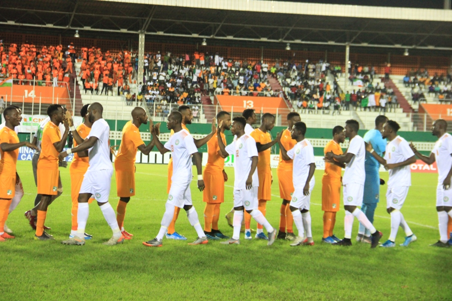 Eliminatoires CAN 2021 de football: la Côte d'Ivoire bat le Niger (1-0)